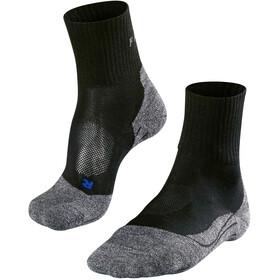 Falke TK 2 Cool Sokken Dames grijs/zwart